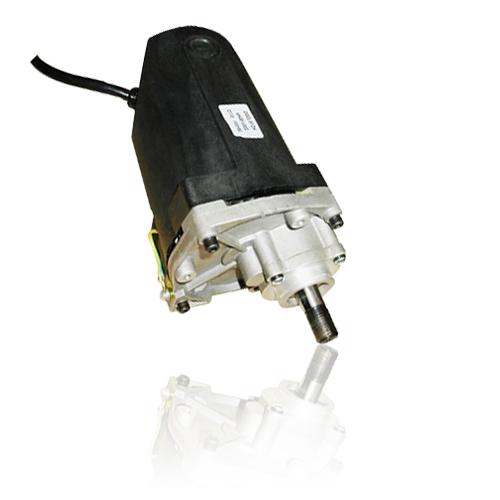 齿轮减速电锯串激电机