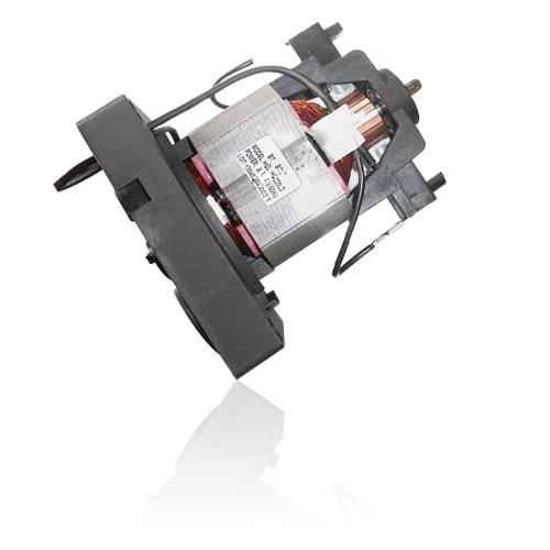 金属锯串激电机