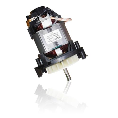 电链锯串激电机